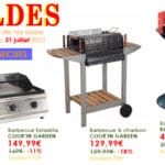 Soldes barbecue
