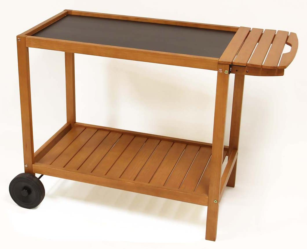 table pour barbecue
