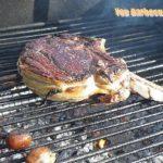 Temps de cuisson cote de boeuf barbecue