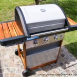 Test barbecue gaz